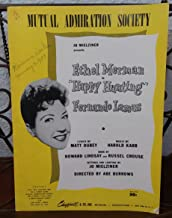 Mutual Admiration Society (from Happy Hunting featuring Ethel Mermen)