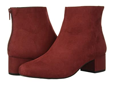 Seychelles BC Footwear by Seychelles Anything Is Possible (Burgundy Suede) Women