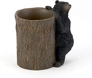 Avanti Linens Black Bear Lodge Tumbler, Multi