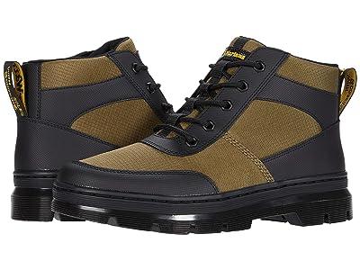 Dr. Martens Bonny Tech (Black/DMS Olive) Shoes