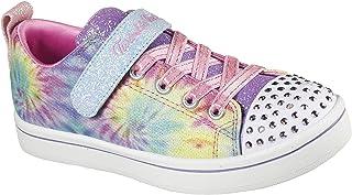 Skechers SPARKLE RAYZ - GROOVY DREAMS girls Sneaker