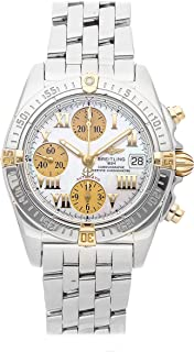 Cockpit Mechanical (Automatic) Mother-of-Pearl Dial Mens Watch B13358L2/A597 (Certified Pre-Owned)