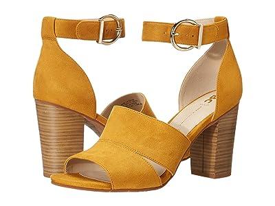 Seychelles BC Footwear by Seychelles Empowering (Mustard V Suede) Women