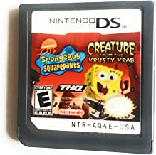 SpongeBob SquarePants: The Creature from the Krusty Krab for Nintendo DS by THQ