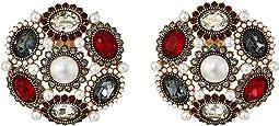 Millennium Clip Earrings