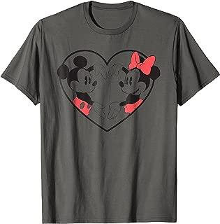 Mickey Minnie Heart Hands T-Shirt