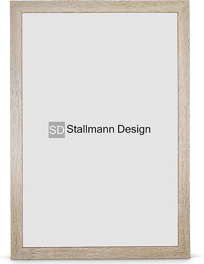 """3799 opinioni per Stallmann Design- Cornice """"New Modern"""", 10 x 15 cm, colore bianco, formato A4 e"""
