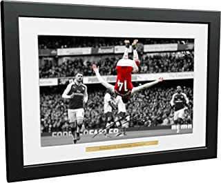 signed arsenal pictures