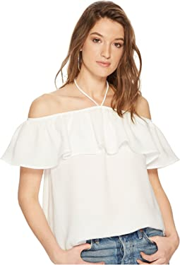 Jack by BB Dakota - Emonds Off the Shoulder Halter Top
