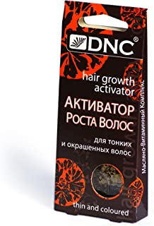 DNC Growth Activator for Thin/Colored Hair 3 x 15 ml