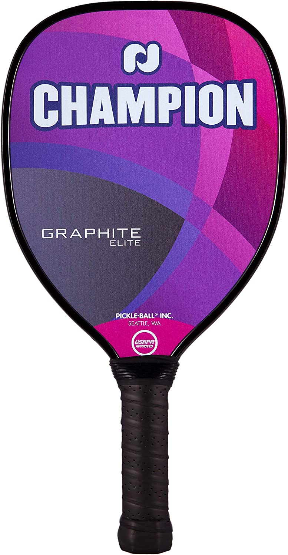The Best Graphite Pickleball Paddles: Champion Graphite Pickleball Paddle