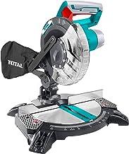 Sierra ingletadora 1400W Total Tools TS42142101 (Incluye disco 210x25,4mm)