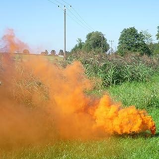Raucherzeuger Mr. Smoke Typ 3 in Orange
