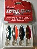 Acme Little Cleo Classic Köder-Set, Mehrfarbig