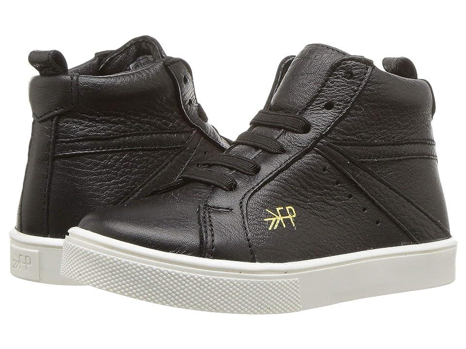 Freshly Picked High Top Sneaker (Toddler/Little Kid) (Black) Kid