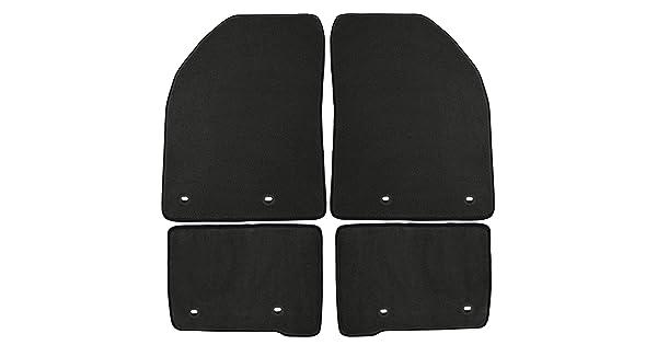 Coverking Front Custom Fit Floor Mats for Select Hyundai Elantra Models Oak 70 Oz Carpet