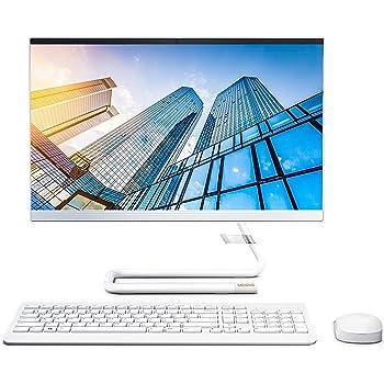 Lenovo IdeaCentre AIO 3 21.5-inch Full HD All in One Desktop (AMD Ryzen 3/8GB/1TB HDD/Windows 10/MS Office 2019/Integrated AMD Radeon Graphics), Foggy White (F0EX0082IN)