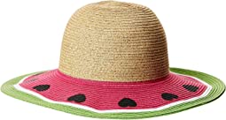 San Diego Hat Company Kids - Watermelon Sun Brim (Little Kids/Big Kids)