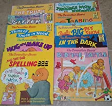 10 Berenstain Bears' Book Including Bedtime Battle and In the Dark