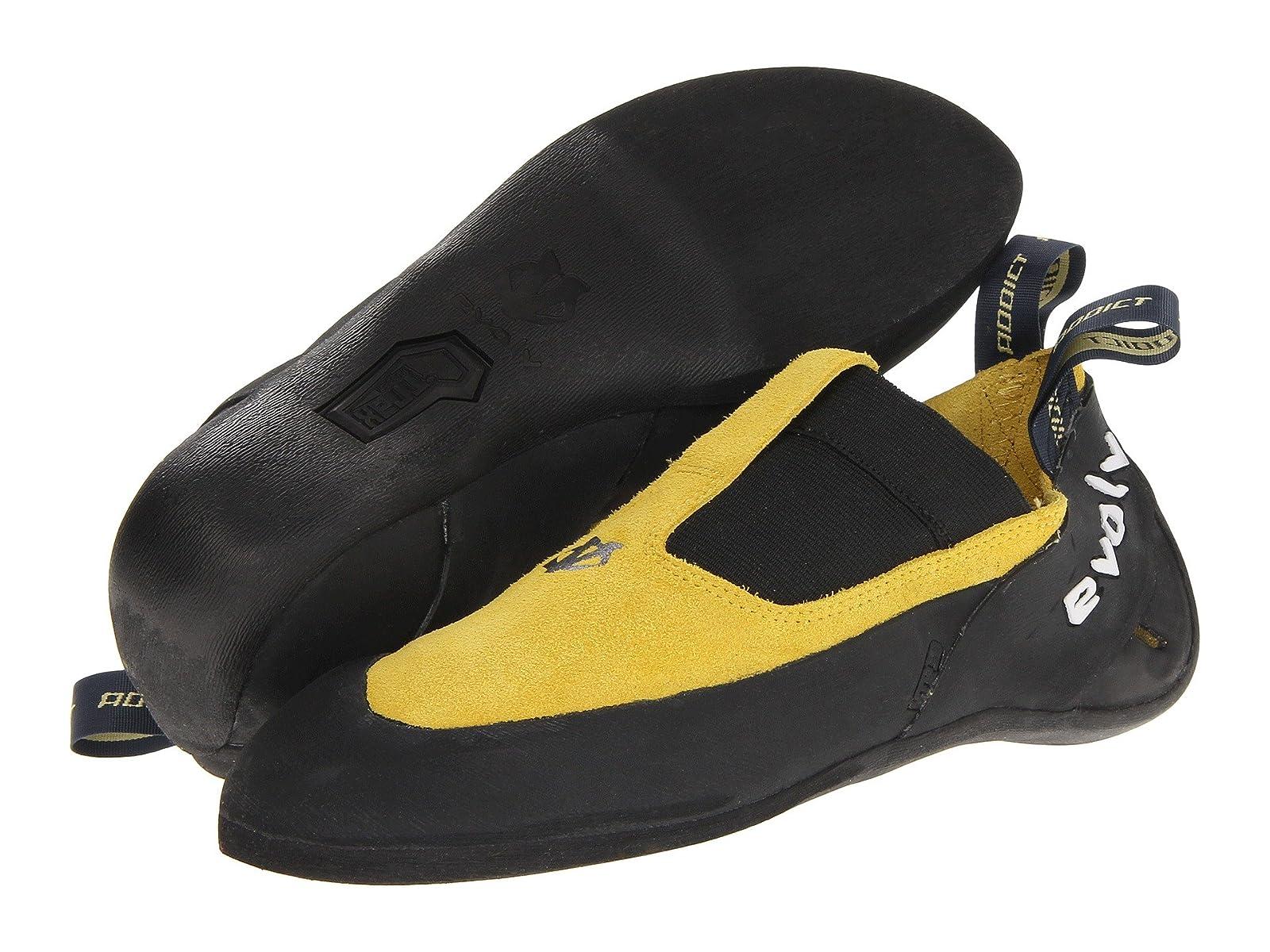 EVOLV AddictAtmospheric grades have affordable shoes