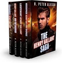 The Henry Gallant Saga - Books 1-4