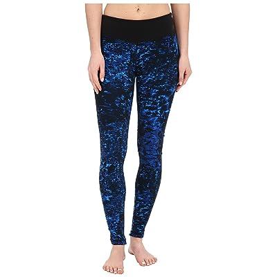 New Balance Premium Performance Tight Print Pants (Sonar/Multi) Women