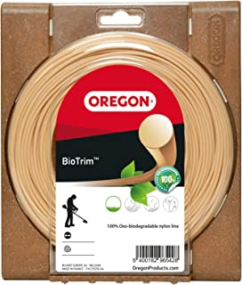 Oregon 559047 BIODEGRADABLE NYLON LINE, 2.4MM X 15M