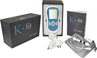 K-fit Kegel Toner for Men - Electric Pelvic Muscle Exerciser for Automatic Kegels