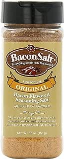 J&D's Bacon Salt, Original, 16 Ounce