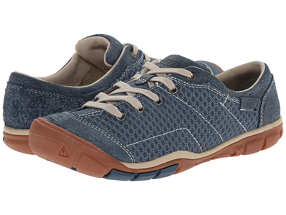 Keen Mercer Lace II CNX (Indian Teal) Women