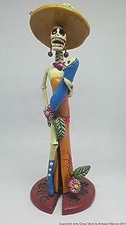 Figuras de Catrinas Medianas (Varios Modelos)