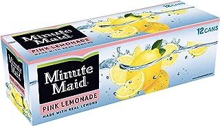 Minute Maid Pink Lemonade, 12 fl oz, 12 Pack