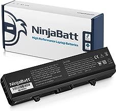 NinjaBatt Laptop Battery for Dell Inspiron 1525 1526 1545 1546 1440 1440n Vostro 500 X284G PP29L PP41L GW240 M911G 312-0625 312-0626 GP252 GW252 RN873 RU573 RW240 XR693 - [6 Cells/4400mAh/48Wh]
