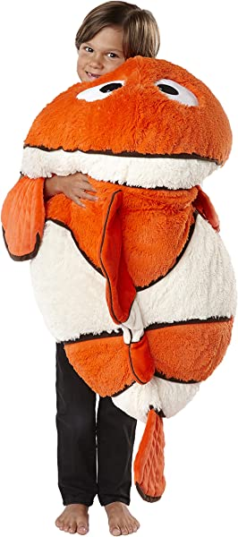 Pillow Pets Jumboz Disney Finding Dory Nemo 30 Jumbo Folding Plush Pillow