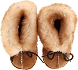Genuine Sheepskin Bootie (Infant/Toddler)