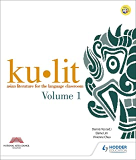 Ku Lit Asian Literature For Language Classroom Volume 1