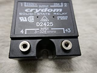 Best crydom solid state relay d2425 Reviews