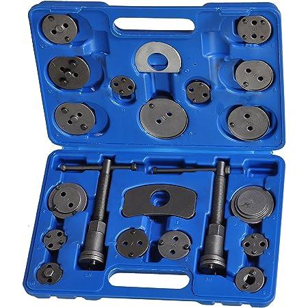 Tech Traders Tt21pcs Bremssattel Kolbenrückstellwerkzeug 21 Teilig Set Of 21 Auto