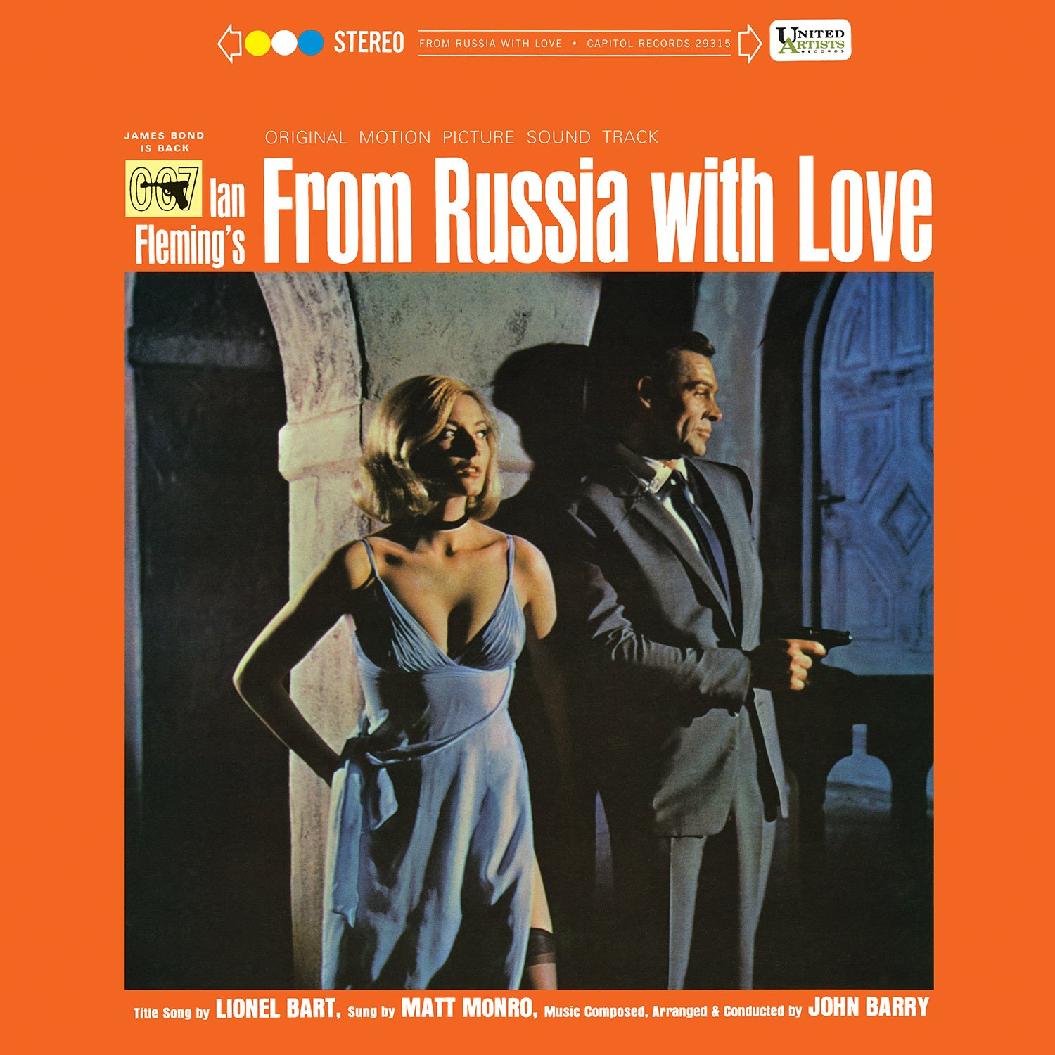 From Russia With Love James Bond Soundtrack xqatfg0998052