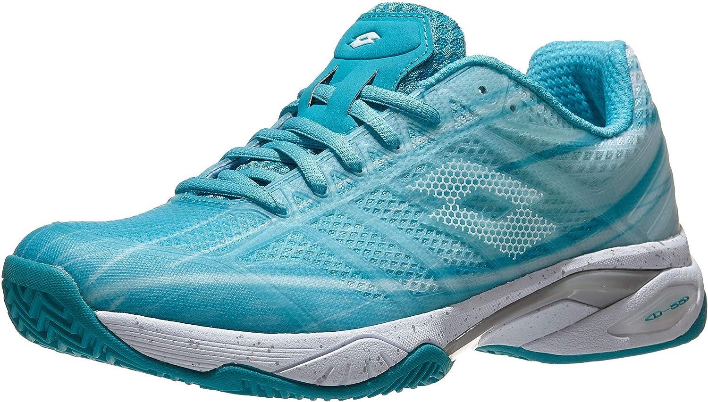 Lotto Mirage 300 Clay Damen Tennisschuh blau blau  heißeste neue Stile