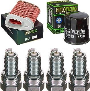 Kit de Mantenimiento Filtro de Aire Filtro de Aceite Bujía para Honda CBR 1000 °C