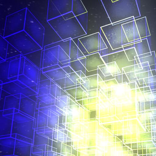 Matrix Cubes Live Wallpaper