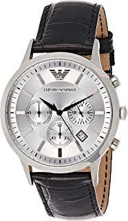 Emporio Armani Casual Watch Analog Display Japanese quartz for Men AR2432