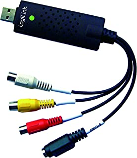 LogiLink VG0001B USB 2.0 Video Adapter with Audio
