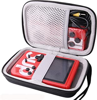 waiyu Hard Carrying Case for JAMSWALL/Batlofty Handheld Game Console/Emass Handheld Retro Mini Game