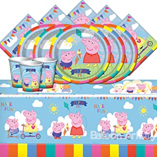Best peppa pig themed party supplies Reviews