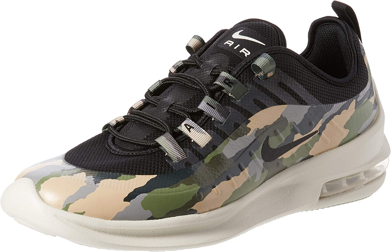 Nike Men's Air Max Axis Prem Low-Top Sneakers