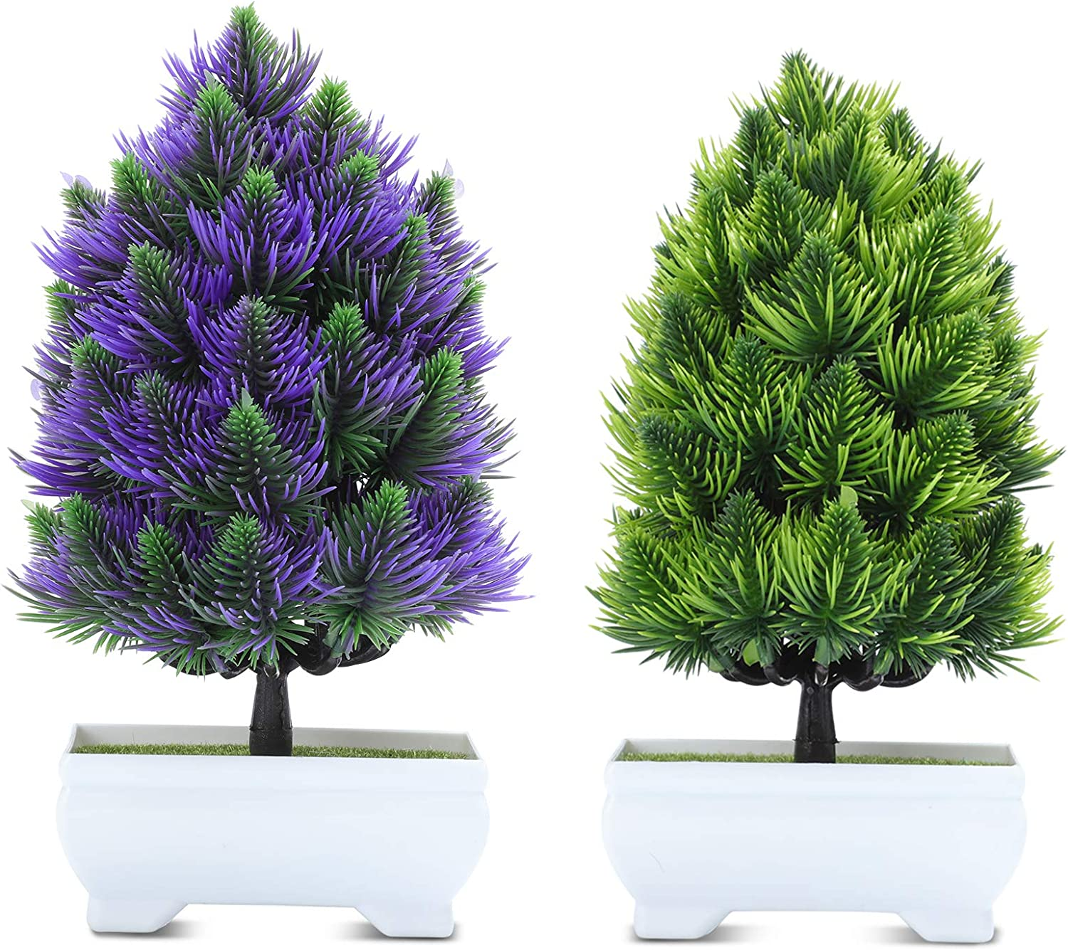 Max 76% OFF Green Decoration shopping Artificial Plants Small Realistic Potted Fake P