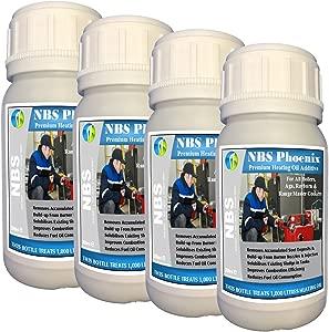 NBS PHOENIX Premium Heating Oil Additive 4x200ml