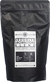 Brooklyn Diamond Brownstone Blend Ground For Cold Brew